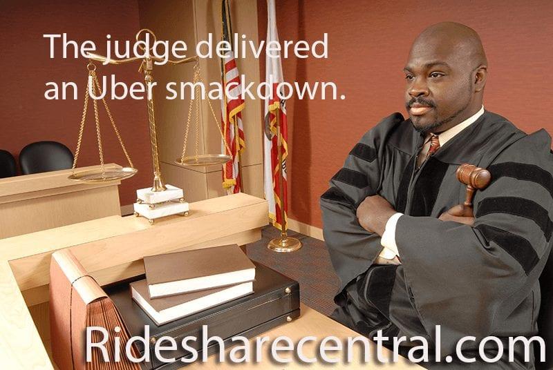 Skeptical Judge Google Uber Trial