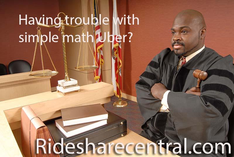 judge uber