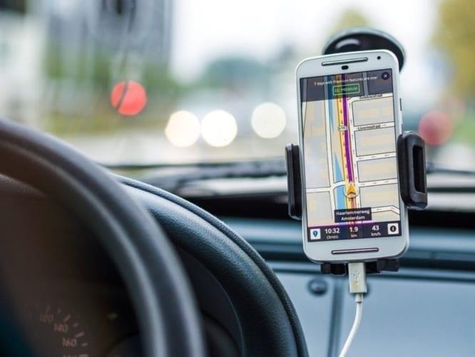 best phone mount uber