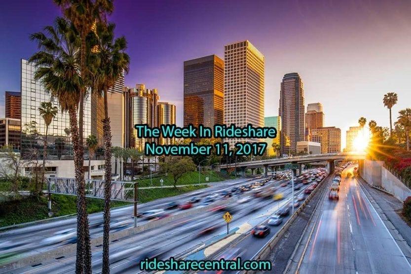 Uber & Lyft in Los Angeles