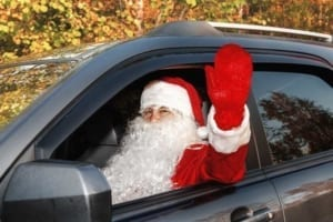 Driving Lyft Or Uber Around Christmas -  What To Expect