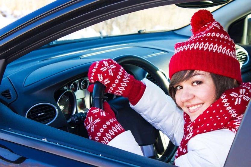 driving lyft on christmas