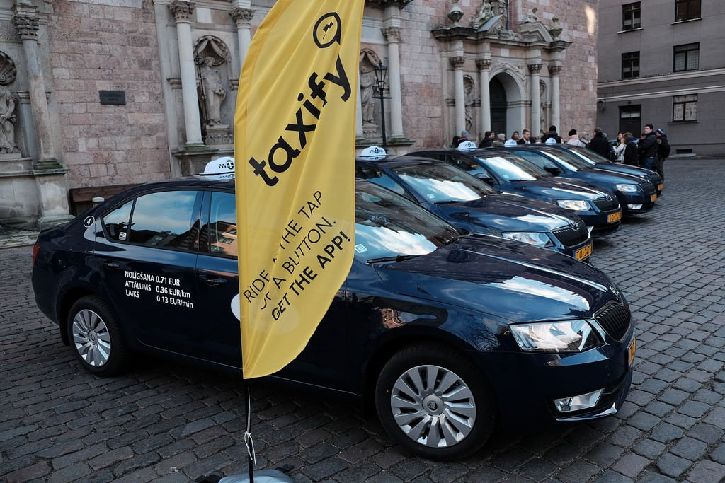 taxify photo