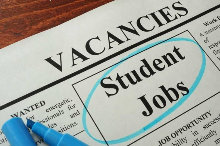 Best student jobs