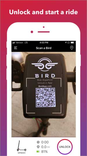 Bird Scooters Promo: How To Rent & Use Bird Scooters  Become