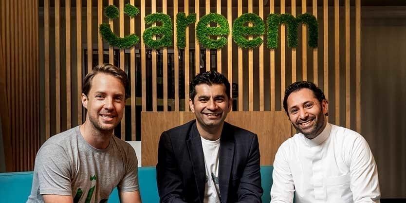 Careem cofounders