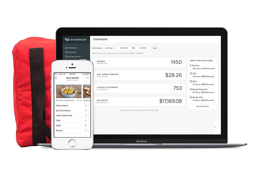 Restaurant Owners How To Become A Doordash Partner Merchant