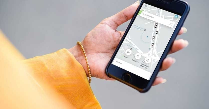 How Does Uber Work - The Rider App