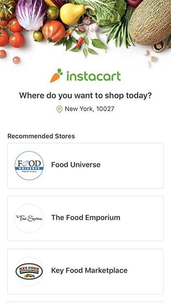 Instacart Promo Code—Use an Instacart Coupon for Free Delivery