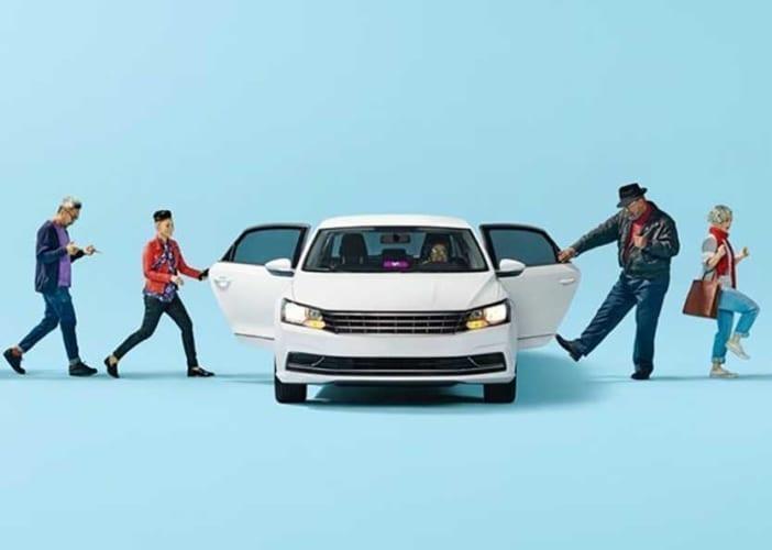 Lyft Driver - Billion Riders