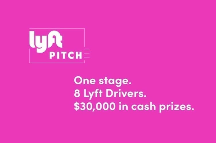 Lyft Pitch Competition 2018