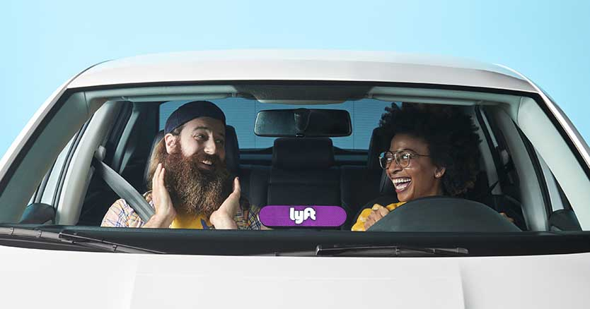 Lyft Rider Questions - Tipping
