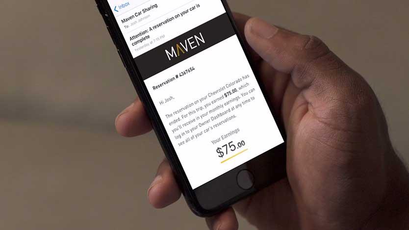 Maven Car Share Expansion