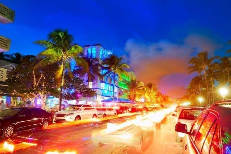 Uber Insurance Florida - South Beach