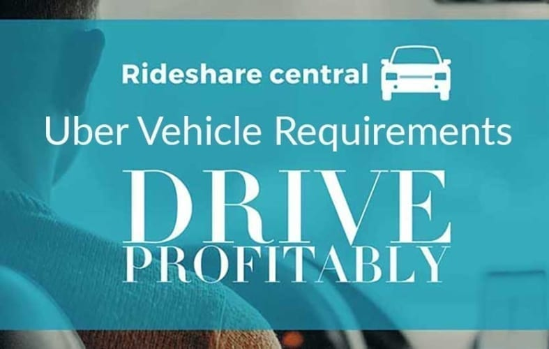 Uber vehicle requirements