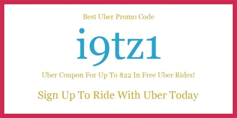 Uber Promo Code and Uber Coupon For Free Uber Rides