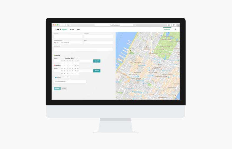 Uber Health Dashboard