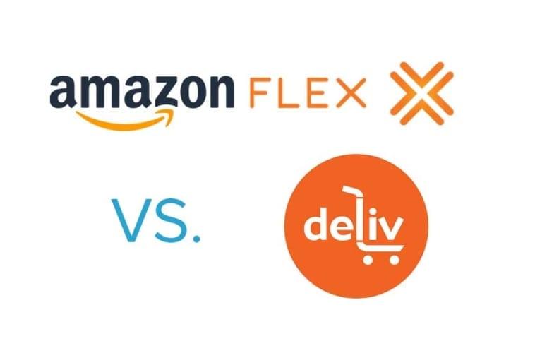 Deliv vs. Amazon Flex