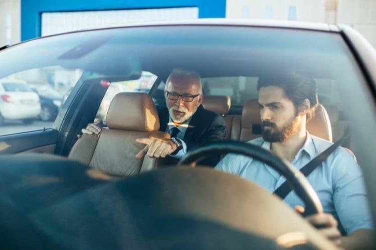 Uber Passenger Trouble