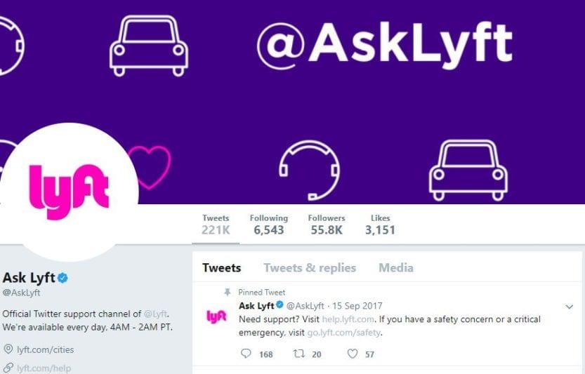 Ask Lyft