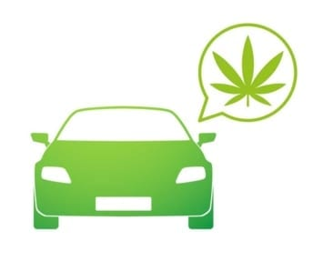 Cannabis delivery driver