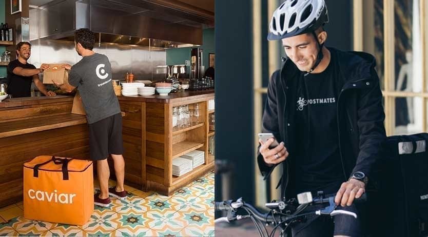 Should You Join Postmates Fleet Or Be A Caviar Courier?