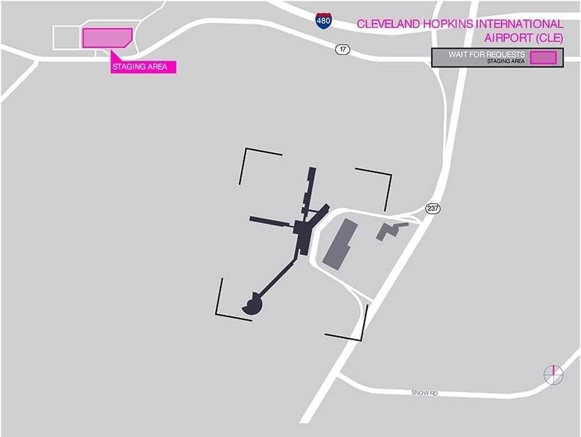 Cleveland Uber & Lyft Airport Pickups