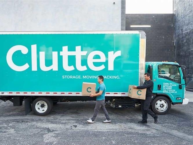 Clutter Storage venture funding
