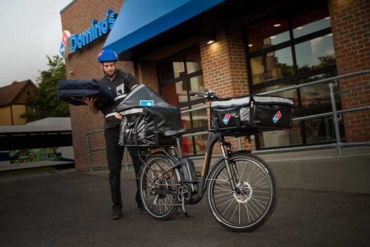 Dominos rad power e-bike
