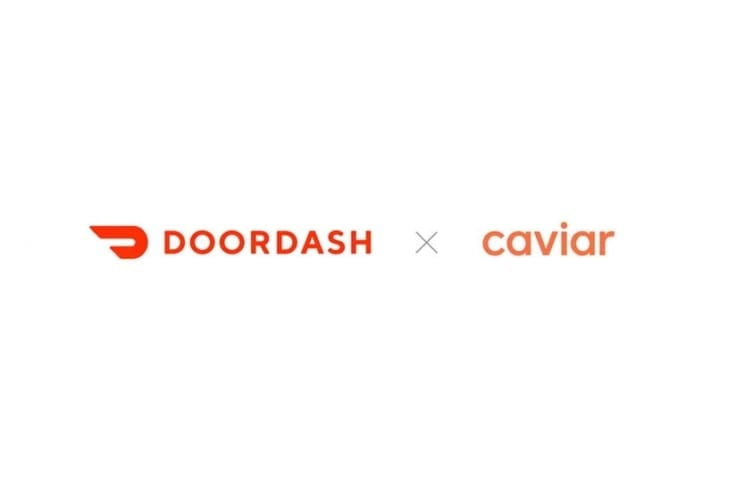 Doordash buys Caviar