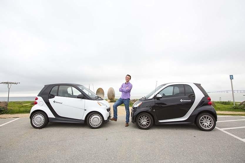 Getaround cars