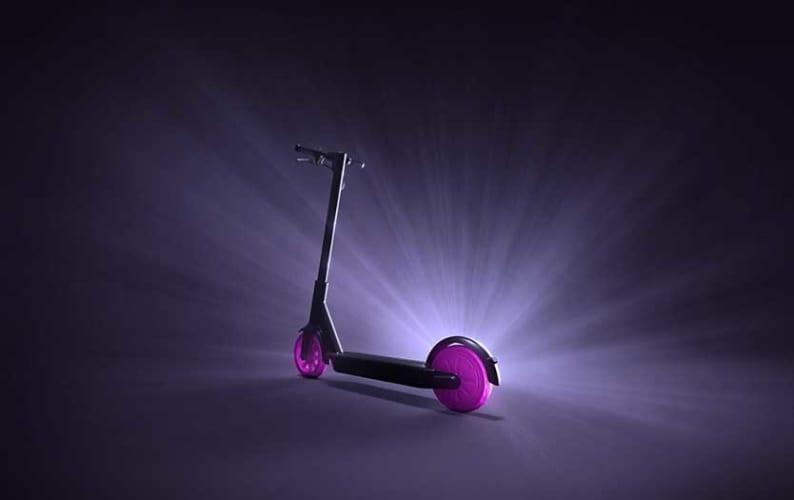 Lyft scooters