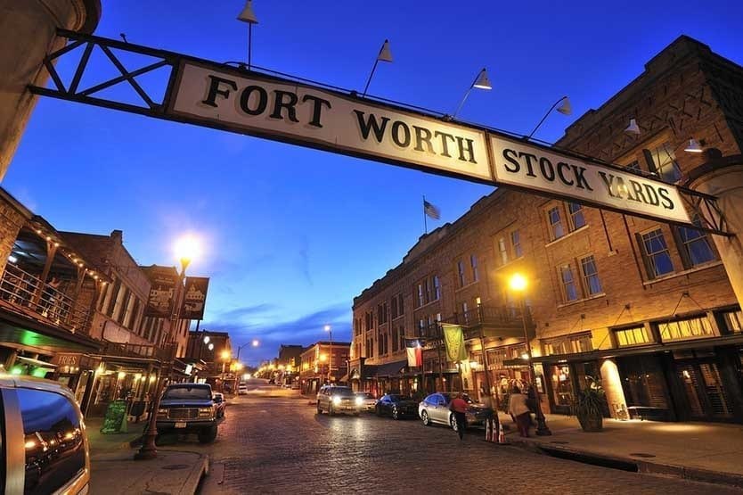 Lyft & Uber Driver Guide Fort Worth