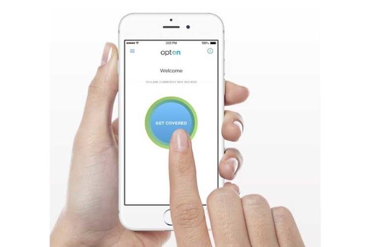 optOn Lyft Uber insurance