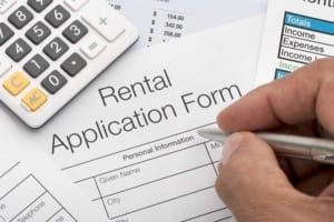 Meeting Rental Application Requirements As Rideshare Or Delivery Driver