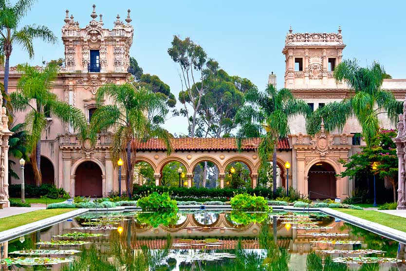 Lyft San Diego Balboa Park