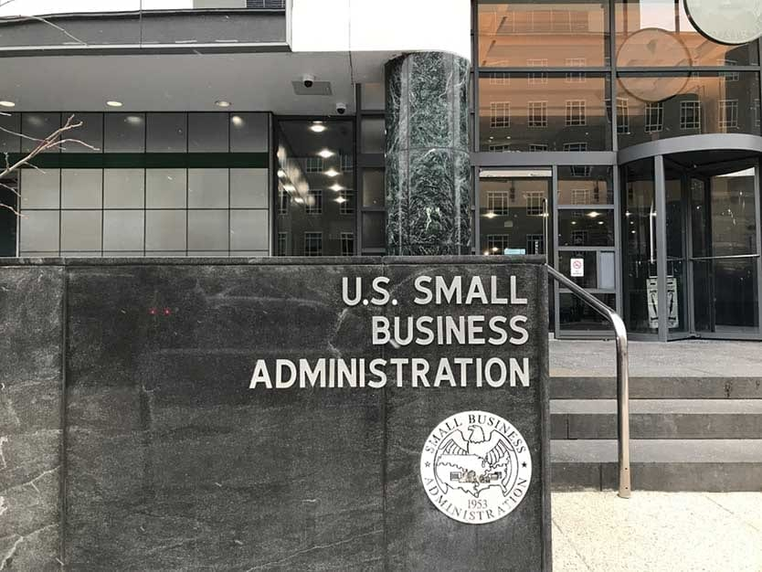 Small Business Administration Loan