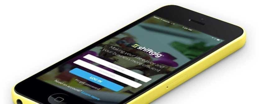 Shiftgig Iphone App