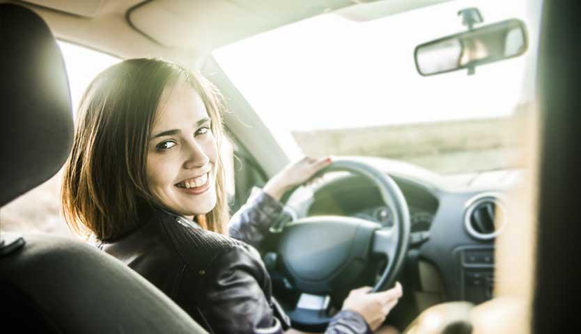Single Mom Driving Uber