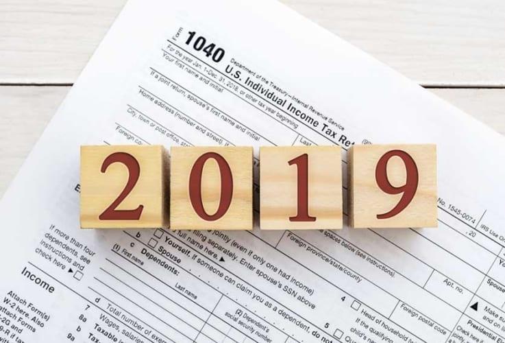 2019 1099 Taxes