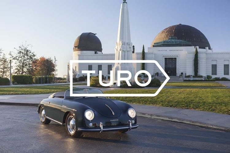 Listing your car on Turo