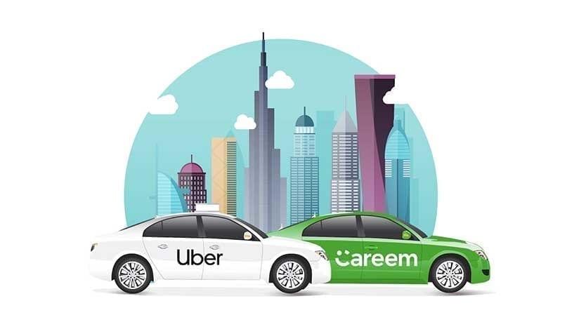 Uber buys careem