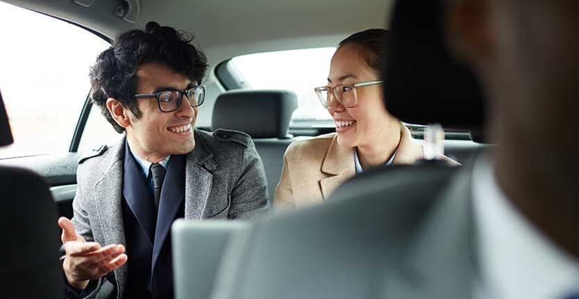 Five Star Uber Passengers