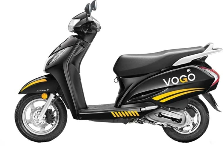 Vogo Scooter - The Week In On Demand